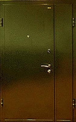 двери металлические недорого в коридор