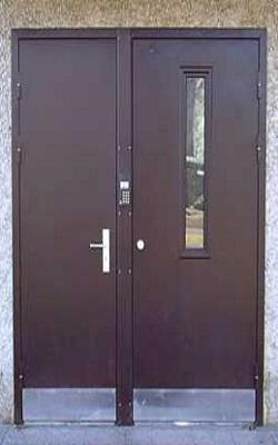металлические двери р н академический