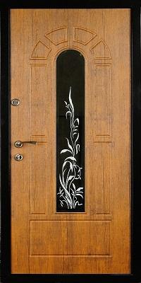 утеплённые железные двери для дачи