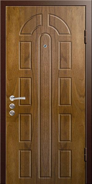 дверь входная мдф 5