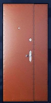 металлические двери 2 стороны