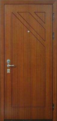 Металлическая дверь МДФ